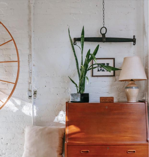 Interior vintage: secretele iluminării pentru un decor la modă
