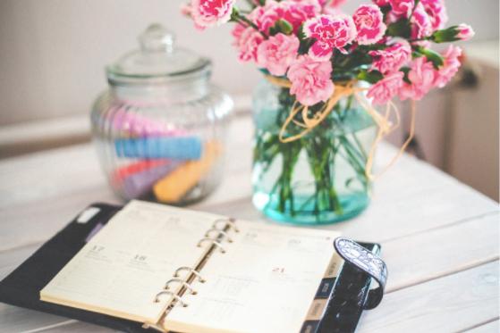Agenda perfectă – ce agendă corespunde cel mai bine organizării tale?