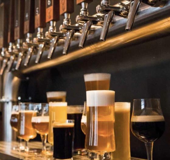 Coloane de bere atractive, pentru personalizarea barului tău