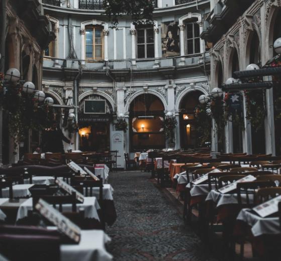 Amenajarea unei terase de restaurant – idei, concepte şi sfaturi practice